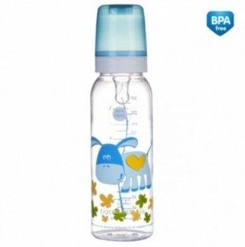 Бутылочка тритановая Canpol babies Весёлые зверята, 250 мл