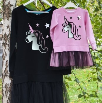Фэмили лук платья