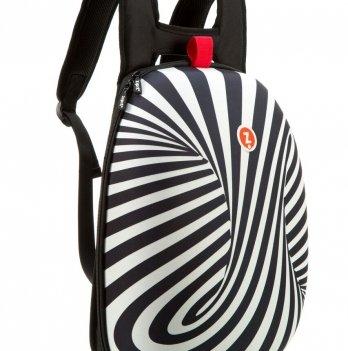 Рюкзак SHELL, цвет ZEBRA, Zipit ZSHL-BWS
