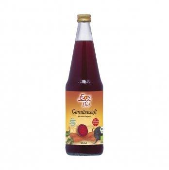 Органический овощной сок Eos Bio, 700 мл