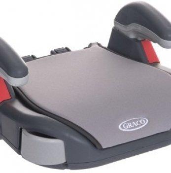 Детское автокресло Booster Basic, группа 3 ( 4-12 лет, 22-36 кг), Opal Sky, Graco 8E93OPSE