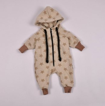 Детский демисезонный комбинезон Magbaby Rolan Звезда 0-12 месяцев