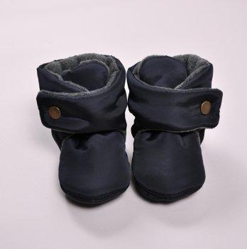 Пинетки-сапожки Magbaby Темно-синий