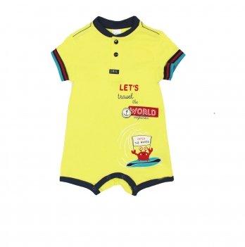 Песочник для мальчика Smil Surffriends Желтый 111265
