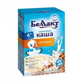 Каша гречневая Беллакт молочная 200 г