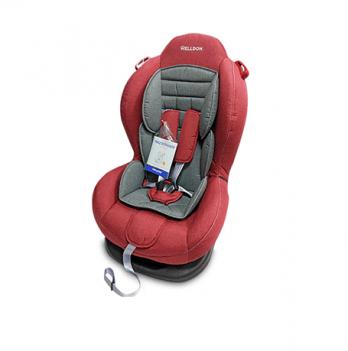 Автокресло (Группа: I+II) Welldon, Smart Sport красный/серый BS02N-S95-003