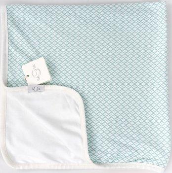 Пеленка-одеяло ТМ Sasha, молочная