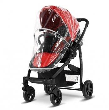 Универсальная коляска 2в1 Evo, Chilli, красная, Graco G6AG99CRDU/GAT34CRDU