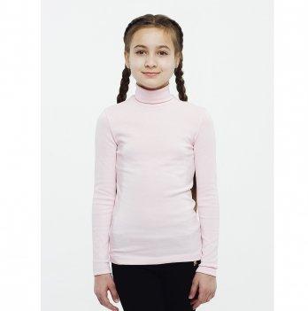 Гольф с отворотом Smil 114653 розовый