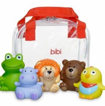 Набор игрушек для ванной комнаты bibi® 114669 0+ мес