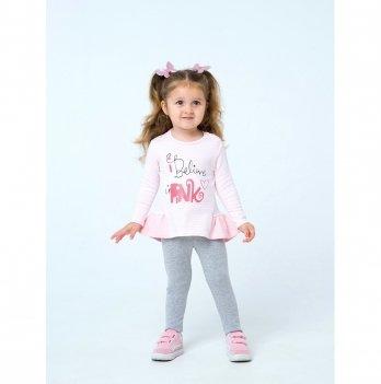 Туника для девочки Smil Только для девочек Розовый 114695