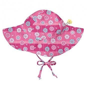 Солнцезащитная панамка I Play, Light Pink Daisy Fruit 787160-2301