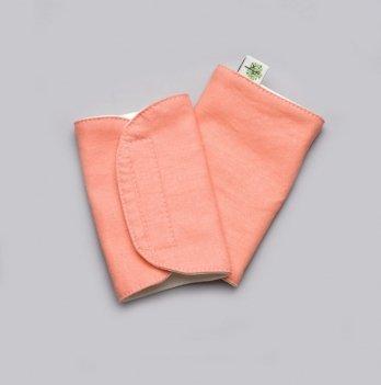 Накладки для сосания гигиенические Модный карапуз, коралл 03-00370