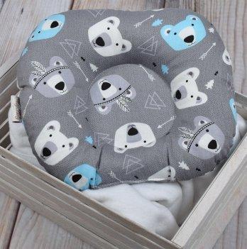Детская подушка для новорожденных Magbaby
