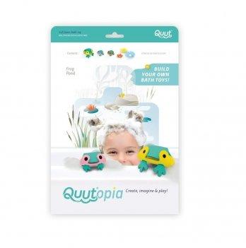 Игрушка для ванной Quut 3D Лягушата 171140