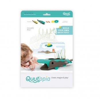 Игрушка для ванной Quut 3D Крокодилы 171102