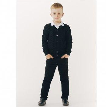 Пиджак для мальчика Smil 116417 черный