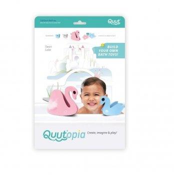 Игрушка для ванной Quut 3D Лебеди 171126