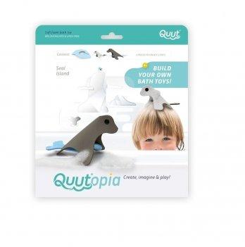 Игрушка для ванной Quut 3D Тюлени 171089