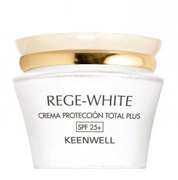 Крем для лица Keenwell Rege-White, осветляющий, регенерирующий, SPF 25+