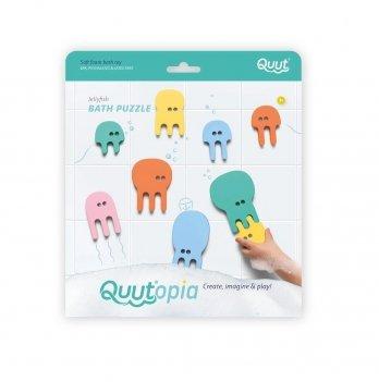 Игрушка для ванной Quut Пазл-головоломка Медузы 171003