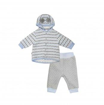 Костюм (кофта+брюки) для мальчиков Smil Мишка 117213