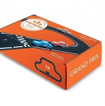 Гибкая автомобильная трасса Waytoplay Grand Prix 24GP