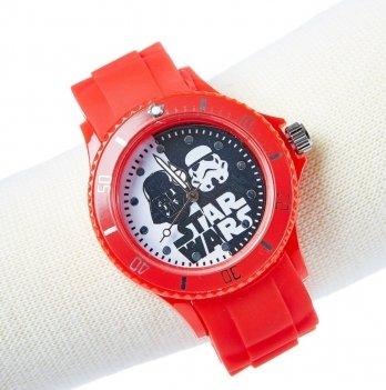 Часы Arditex Disney Звездные войны, в подарочной коробке, красные