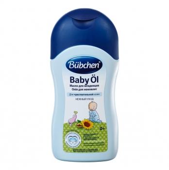 Масло детское Bubchen очищающее 400 мл