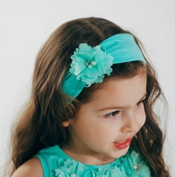 Повязка для девочки, возраст от 1 до 5 лет, SMIL