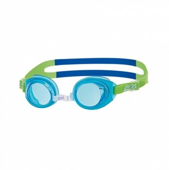 Очки для плавания Zoggs Little Ripper-Updated, возраст до 6 лет, голубые