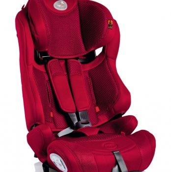 Автокресло Maximo Fix Bellelli, Группа 1-2-3 (9-36 кг) , красное 01MXM044IFBBY