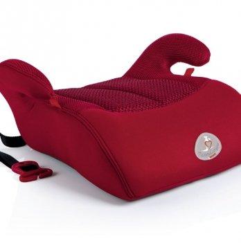 Автокресло-бустер Eos Plus Bellelli, Группа 2/3 (15-36 кг), красное 01EOSP031BBY