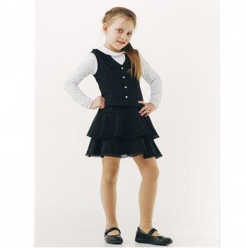 Юбка для девочки Smil 120231 черный