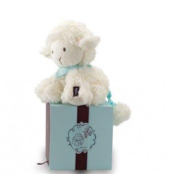 Мягкая игрушка Kaloo Овечка музыкальная, Les amis, 25 см