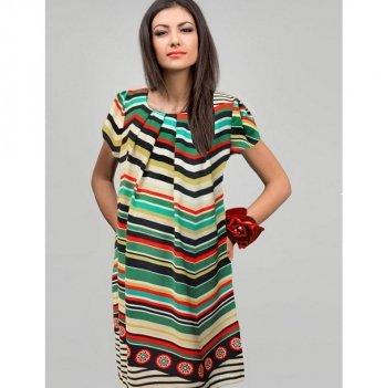Платье для беременных Dianora А-силуэта в полоску 1231 0619