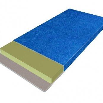 Матрас в детскую кроватку Herbalis KIDS Ultra Fresh Comfort Blue 63 х 125 см