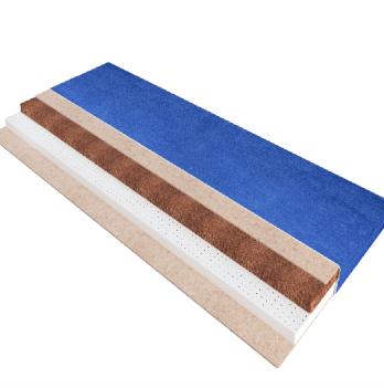 Матрас в детскую кроватку Herbalis KIDS Latex Comfort Blue 63 х 125 см