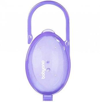 Футляр для пустышки BabyOn, фиолетовый