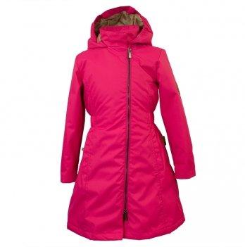 Пальто демисезонное для девочки Huppa, LUISA 12430004-70063