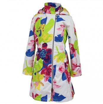 Пальто демисезонное для девочки Huppa, LUISA 12430004-81320