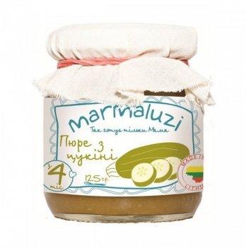 Пюре овощное Marmaluzi из цукини 125 г