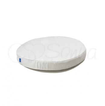 Матрас детский в круглую кроватку Маленькая Соня 730032 70х70 см