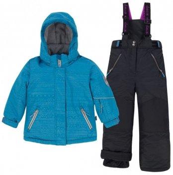 Зимний костюм (куртка и полукомбинезон) Deux par Deux C 803-W17-999