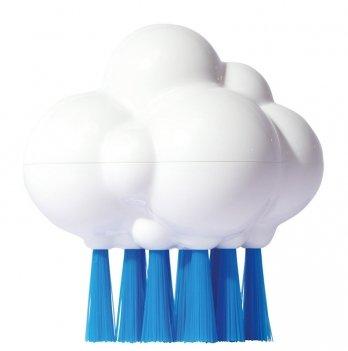 Игрушка для ванной Moluk, PLUI, Облако-щетка, 9 см
