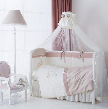 Набор постели для новорожденного Perina Котята цвет карамель из 3, 4, 6, 7 элементов