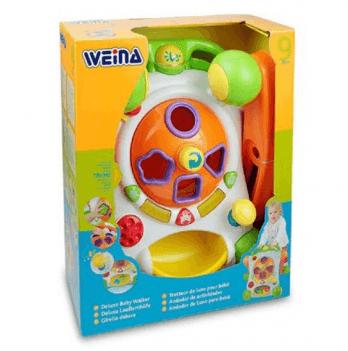 Ходунки-каталка развивающий центр  Weina,
