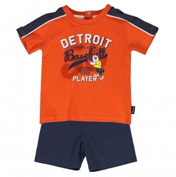 Костюм футболка и шортики Brums Detroit player