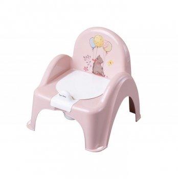 Горшок-стульчик Tega baby Лесная сказка Розовый FF-007-107