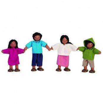 Деревянная игрушка PlanToys® Испанская семья